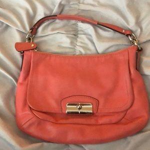 Like new Coach purse